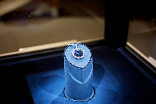 呪いのブルーダイヤ「ホープダイヤモンド」とは?