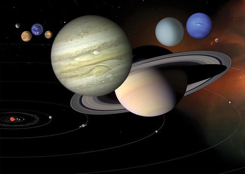 天文学史上,最も美しい法則になるはずだった「ティティウス・ボーデの法則」とは?