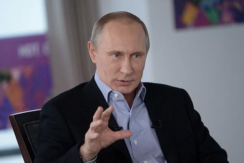 ロシアの最高権力者にみられる「つるふさの法則」とは?