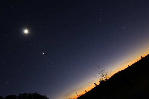 星がキラキラと瞬くのはなぜか?