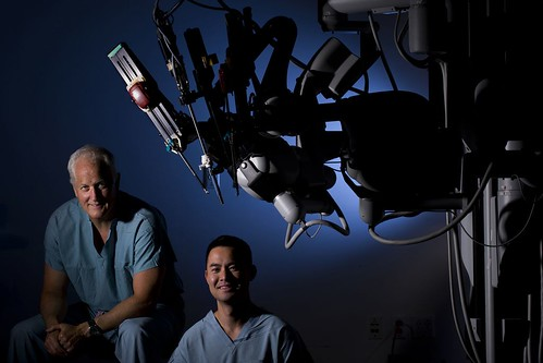 驚異の遠隔手術支援ロボット「ダ・ヴィンチ」