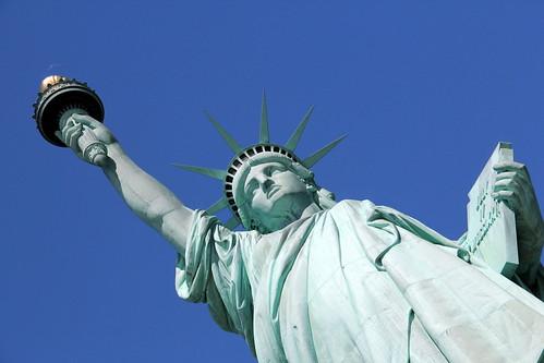 自由の女神について知っておきたい8の事実