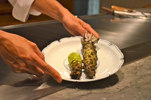 自らの毒の影響を受ける、日本の伝統食材「ワサビ」