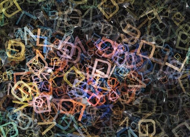 数字やアルファベットなどに色が付いて見える「色字共感覚」とは?