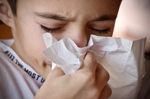 風邪とインフルエンザの同時感染