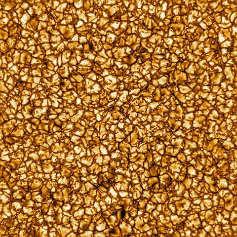 太陽表面の粒状斑