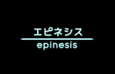 エピネシス《11月のニュース》β-ver