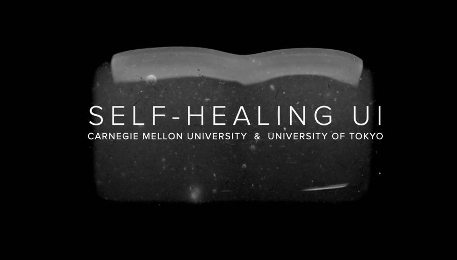 Self-Healing UI
