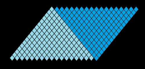Louvre pyramid glass