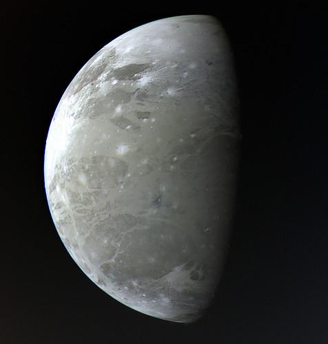 Ganymede - March 6 1979