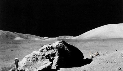 月面の宇宙放射線は地球の200倍、滞在は2か月が限度か