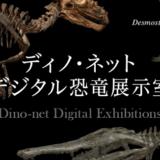 恐竜骨格・博物館を360°見回せる「ディノ・ネット デジタル恐竜展示室」を公開――国立科学博物館