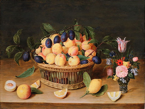 639px-Jacob_van_Hulsdonck_-_Still_Life_with_Fruit_and_Flowers